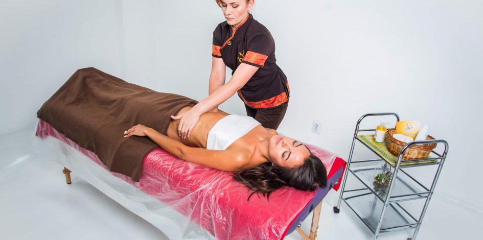 Антицелюлітний масаж у Львові