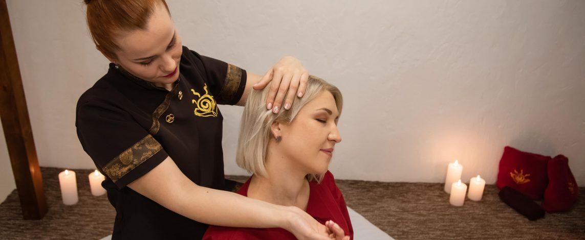 Тайський йога-масаж