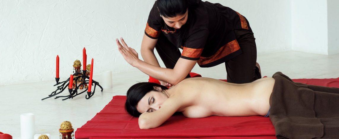 Тибетський масаж