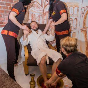 Масаж в шість рук у Львові